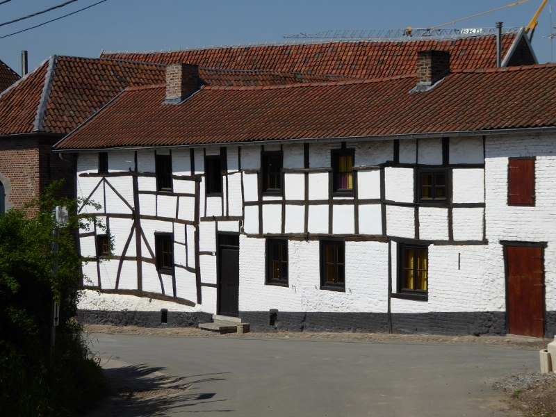 Typical Voerstreek house