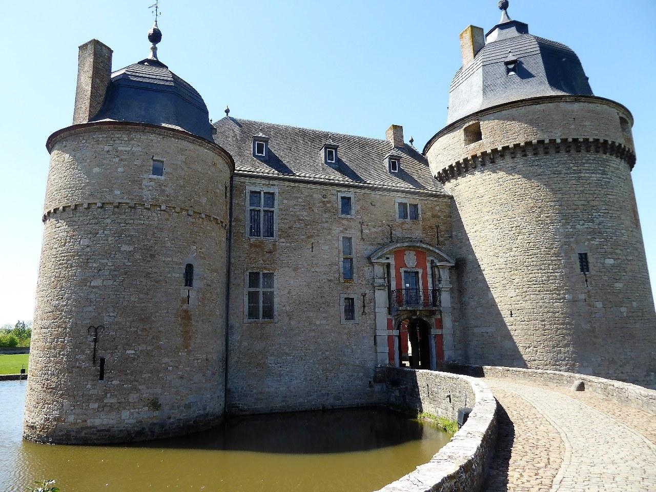 Castle of Lavaux-Sainte-Anne