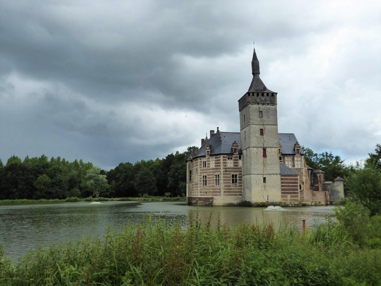 Horst Castle Belgium